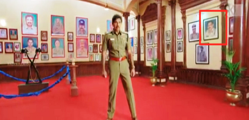 Odisha Dgp Shown As Martyr In Tamil Movie Acp Shiva Odisha